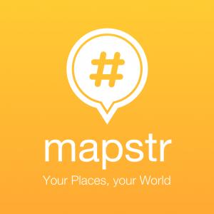 logo de l'application mapstr