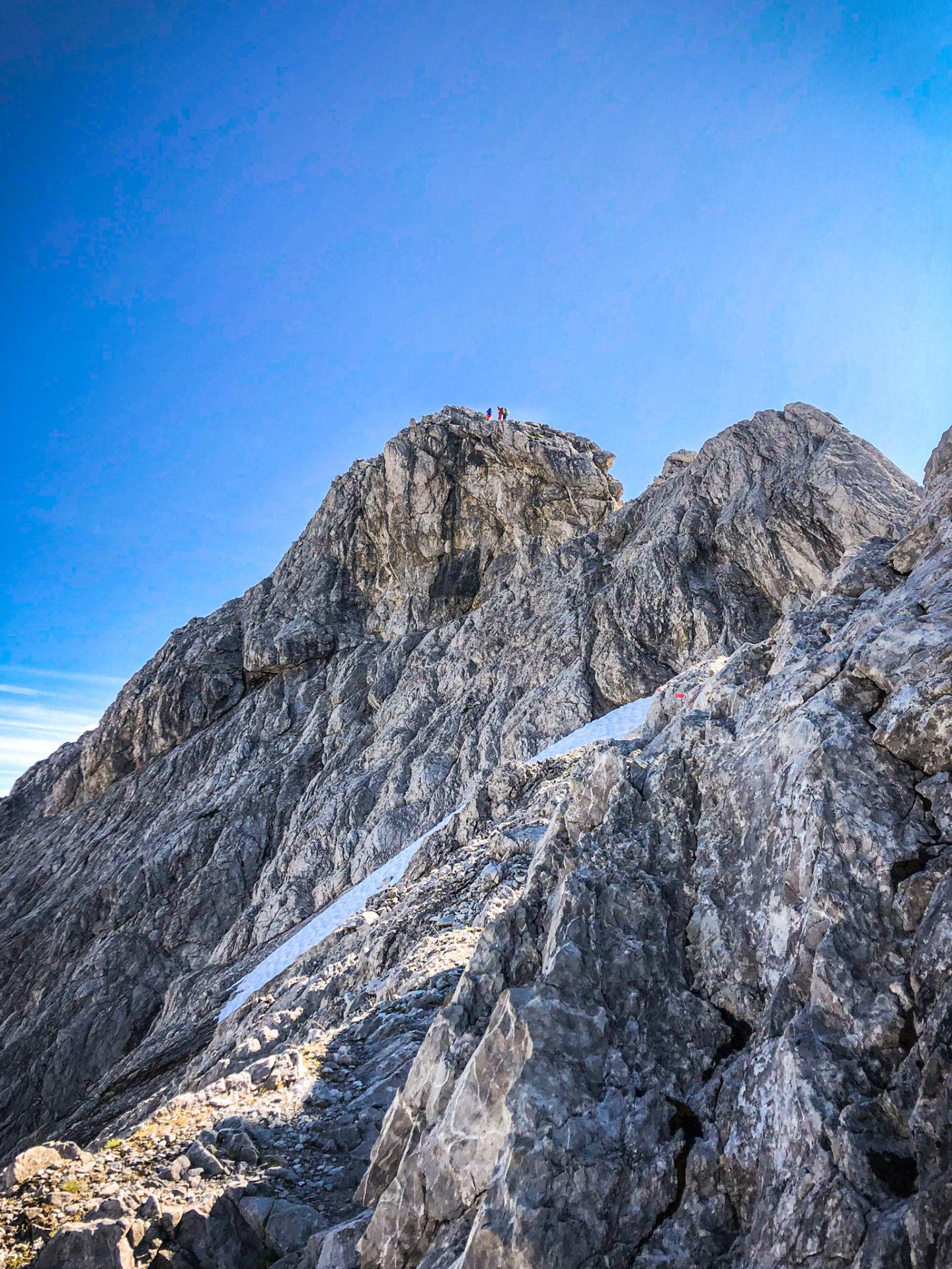 Paysage des Alpes d'Allgäu en Bavière