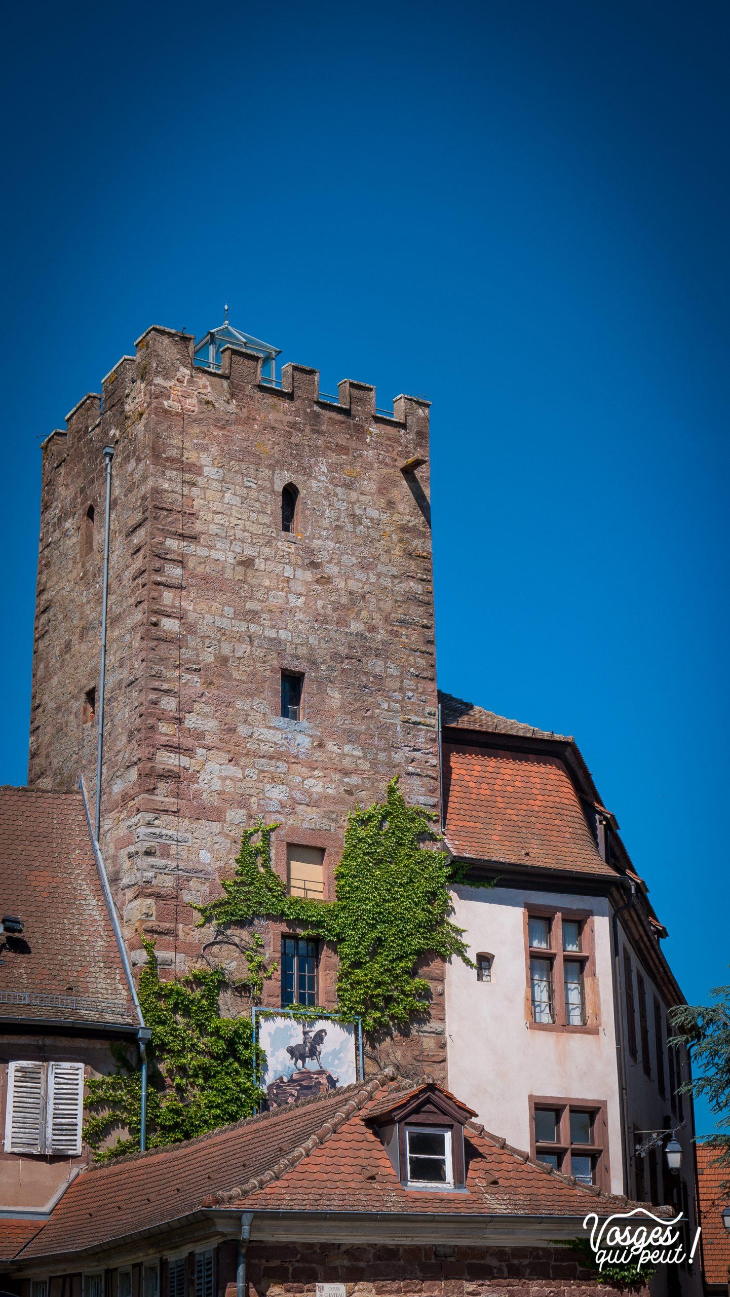Le musée de la bataille du 6 août 1870 à Wœrth en Alsace