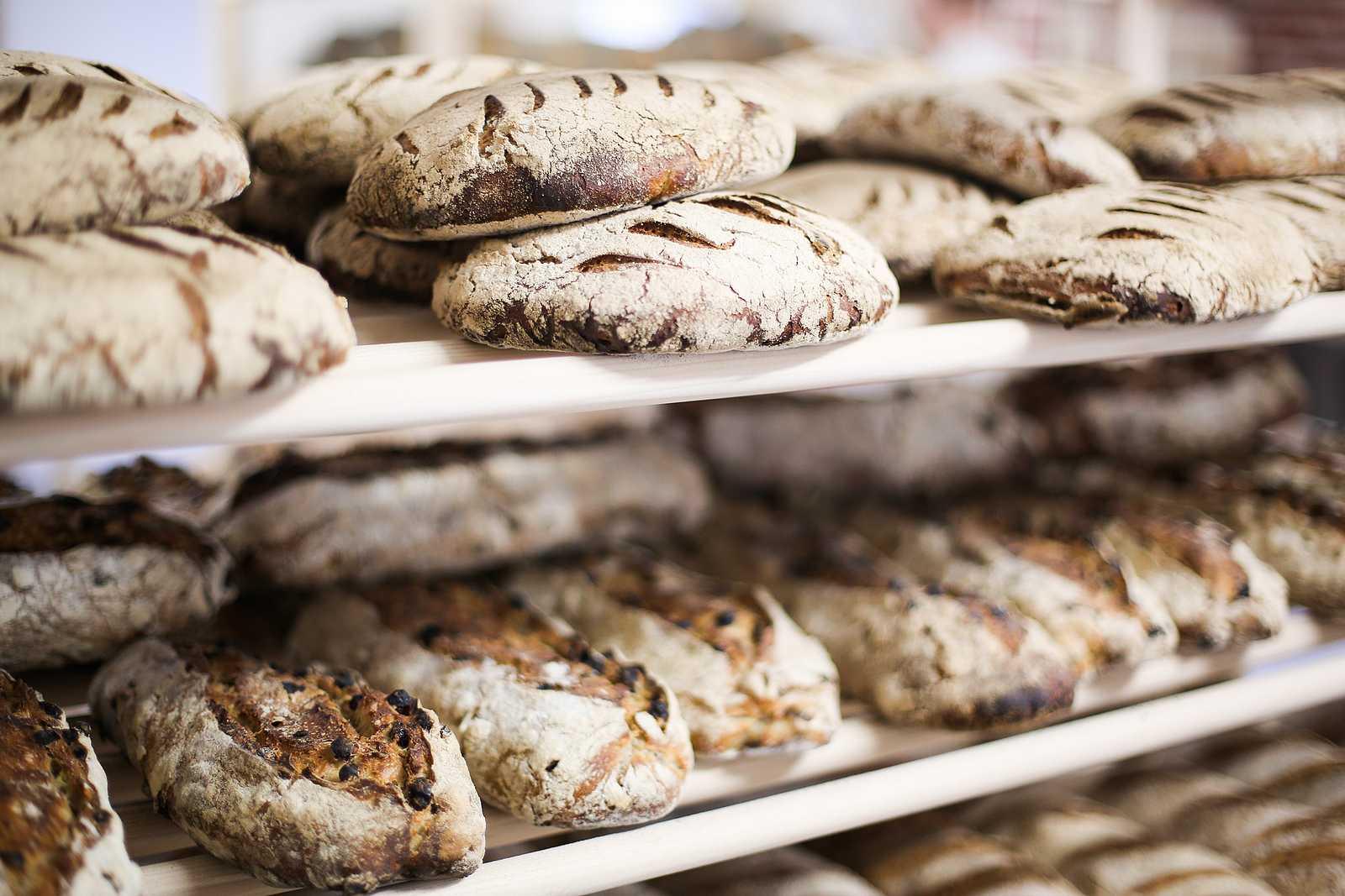 Des pains de la boulangerie bio Turlupain dans la vallée de la Bruche