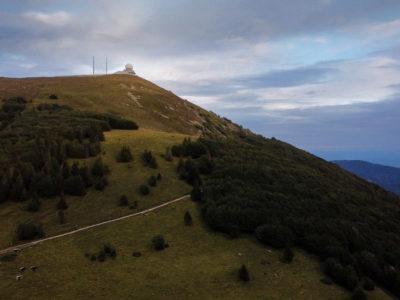 Le sommet du Grand Ballon dans les Vosges