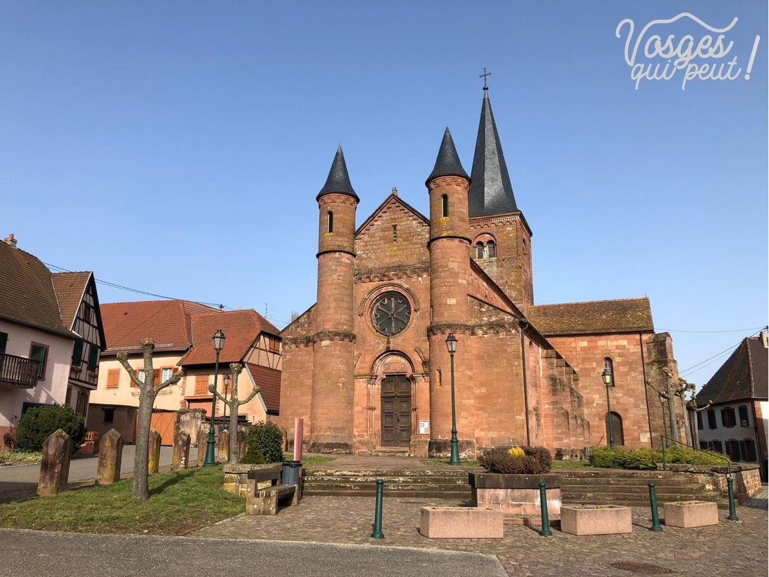 Temple St Adelphe