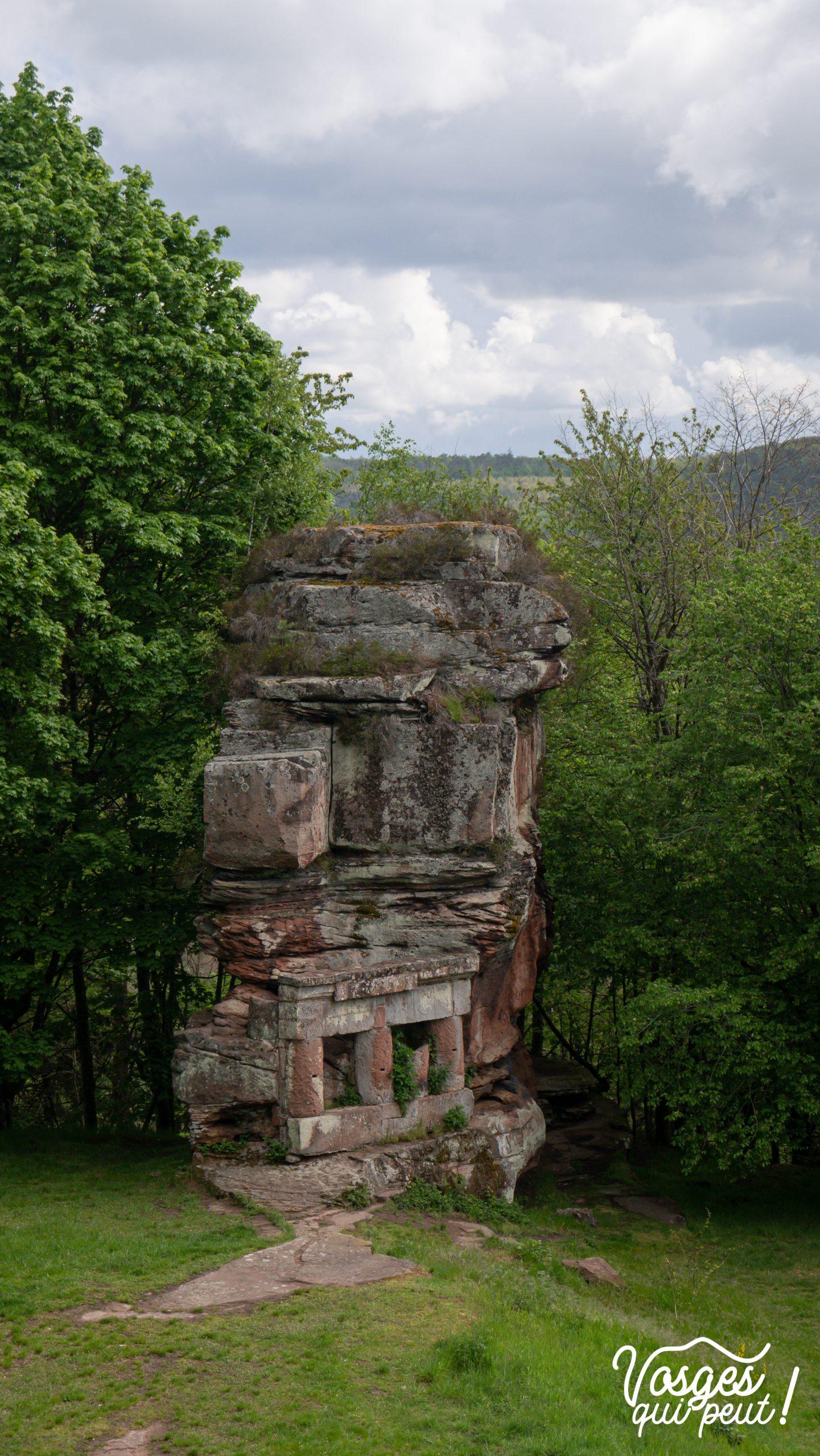 L'ancienne tour de guet romaine