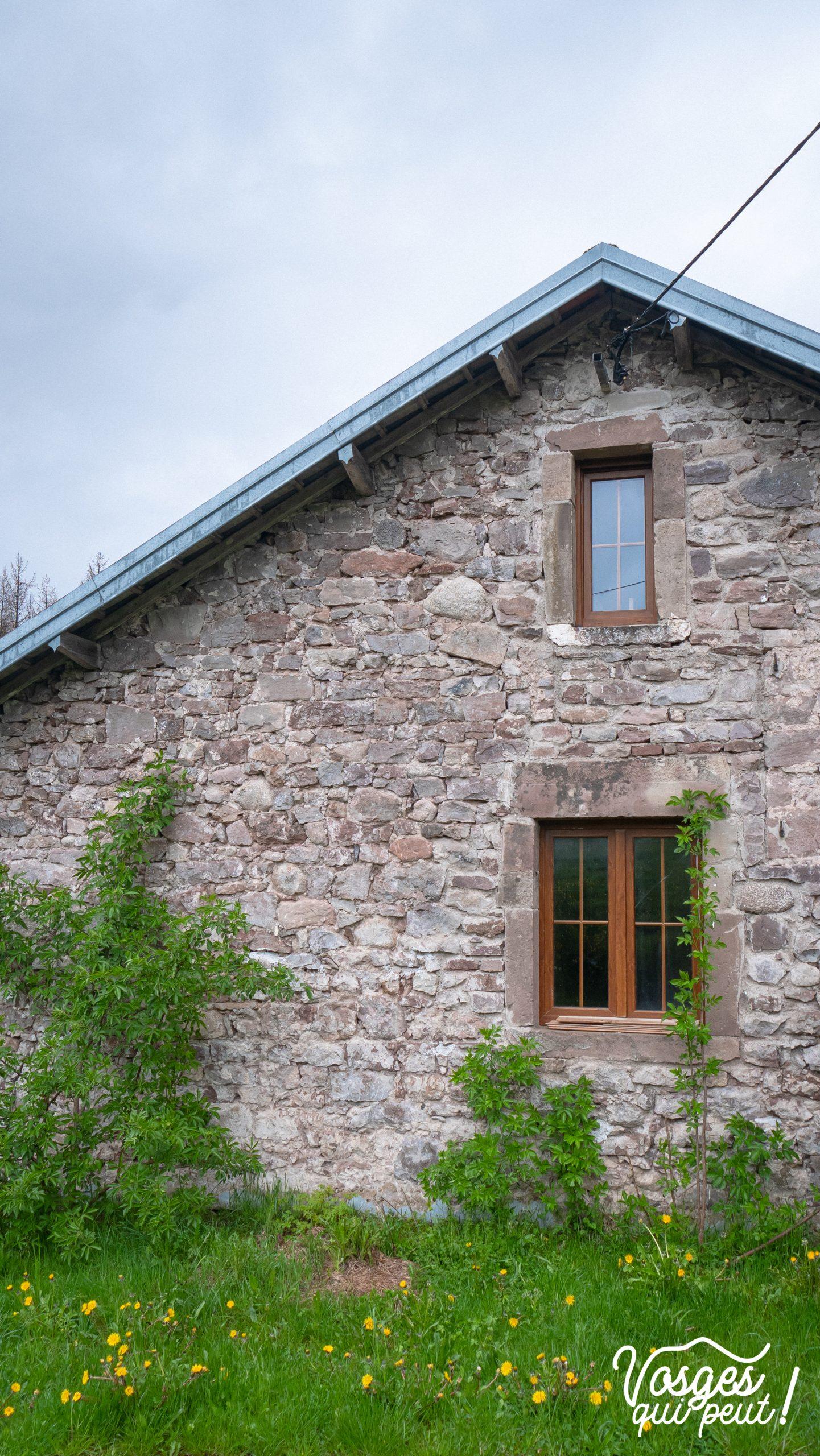 Maison traditionnelle des Mille Étangs