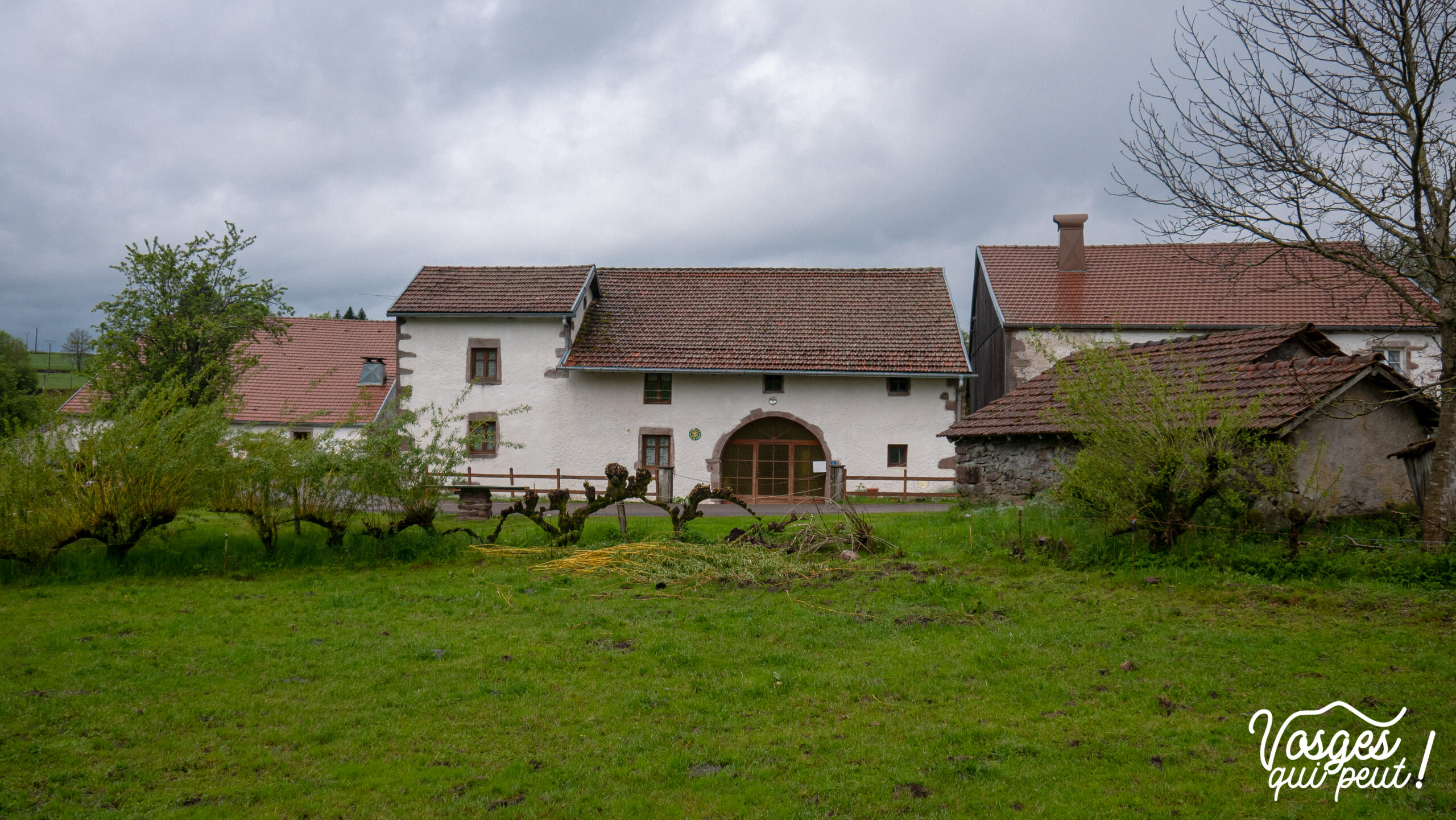 Maisons à Brumbief aux Mille Étangs