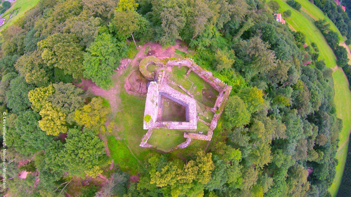 Nouveau Windstein - Randonnée 5 châteaux